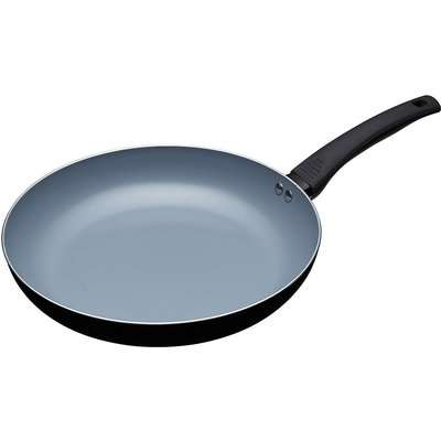 MasterClass Eco Induction Frying Pan with Healthier Ceramic Chemical Free Non Stick