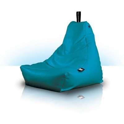 Indoor Mini Bean Bag - Aqua