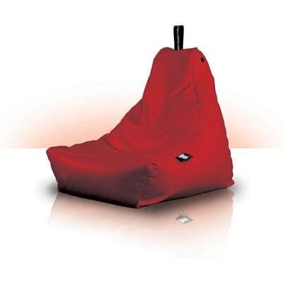 Indoor Mini Bean Bag - Red