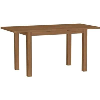 Newlyn 1.2m Extending Dining Table - Oak