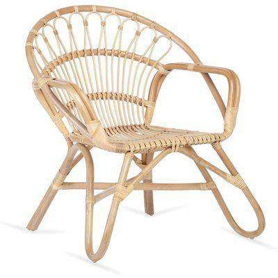 Nordic Cane Chair in Natural