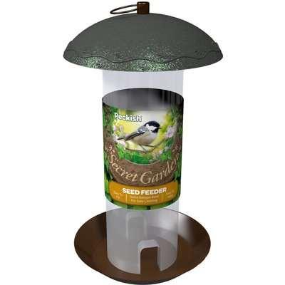 Peckish Secret Garden Wild Bird Seed Feeder