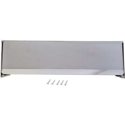 Polished Chrome Letter Tidy - 282 x 82mm