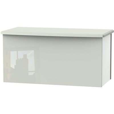 Portofino Kaschmir Gloss Blanket Box