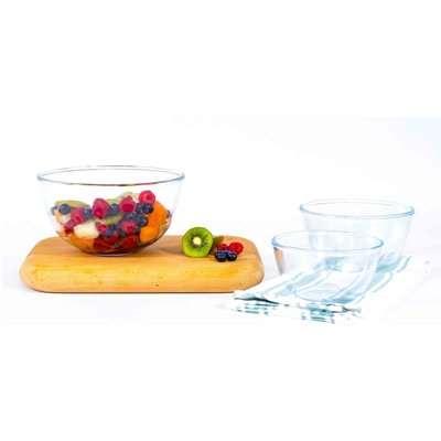 Pyrex Classic Mixing Bowls - Set of 3