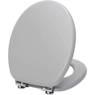 Resonance Grey Toilet Seat