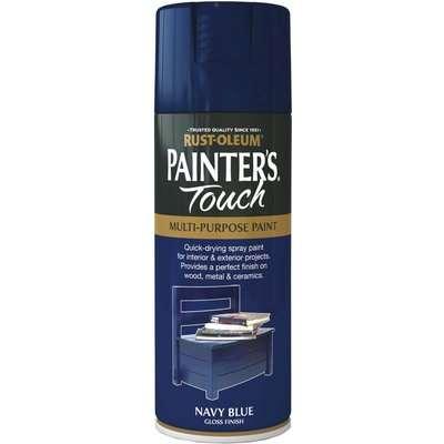 Rust-Oleum Spray Paint - Navy Blue - 400ml