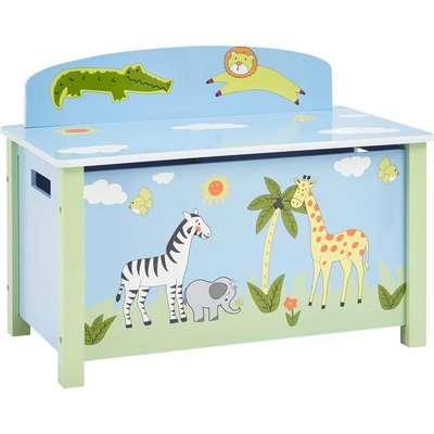 Safari Big Toy Box