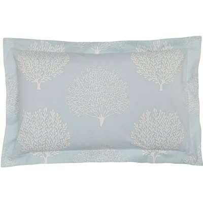 Sanderson Home Coraline Oxford Pillowcase - Marine