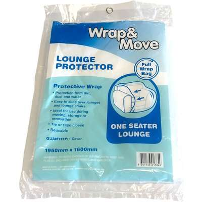 1 Seat Sofa Protection Cover
