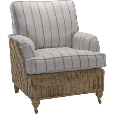 Seville Armchair In Linen Taupe