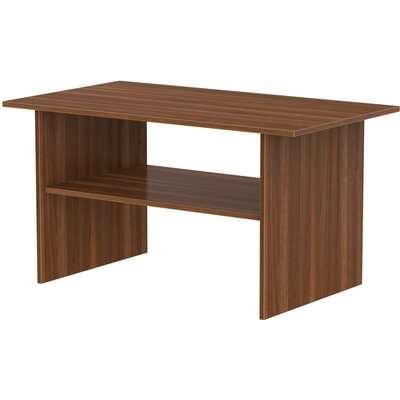 Siena Coffee Table - Noche Walnut