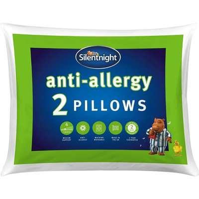 Silentnight Anti-allergy Pillow Pair
