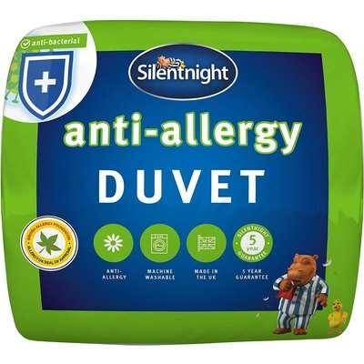 Silentnight Antiallergy 4.5 Tog Duvet Single