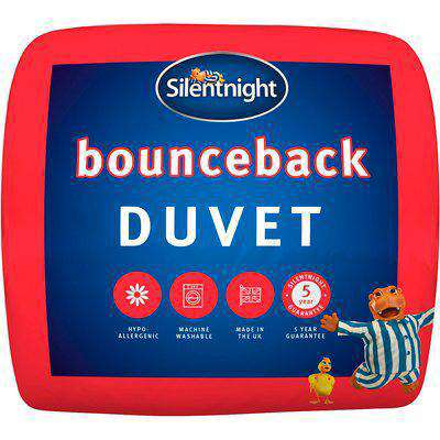Silentnight Bounceback Duvet 10.5 tog Single.