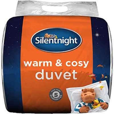 Silentnight Warm & Cosy Duvet 13.5 Tog - Double