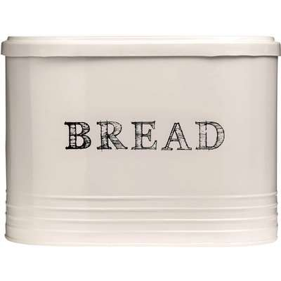 Sketch Bread Bin - Cream