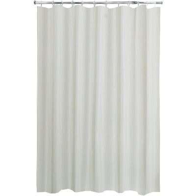 Skinny Stripe Shower Curtain