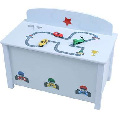 Stars & Cars Toy Box