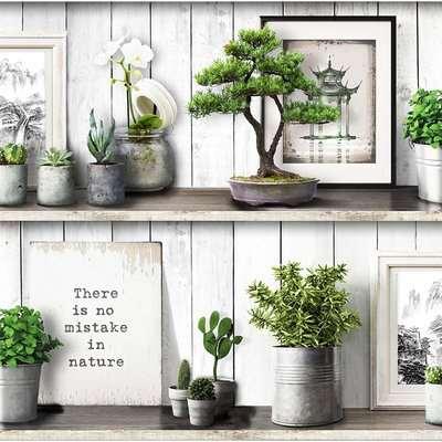 Superfresco Easy Etagere Fuji Wallpaper