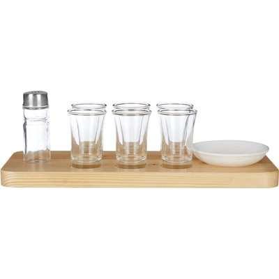Tequila Six Shot Glass Set