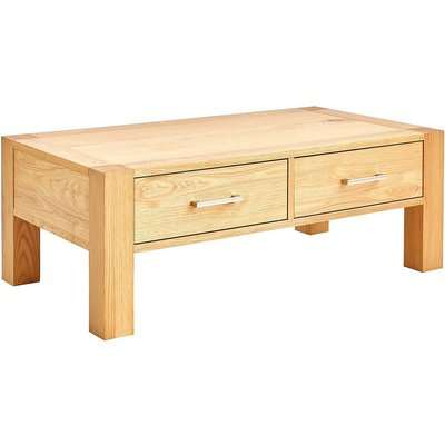 Turin Coffee Table with Drawers