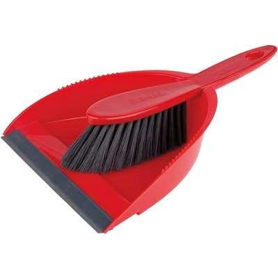 Vileda Dust Pan And Brush Set