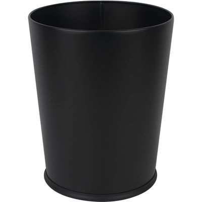 Waste Bin - 6L - Matt Black
