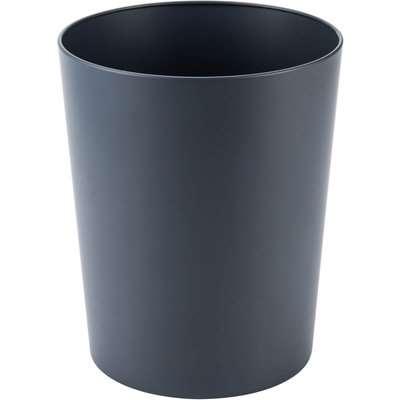 Waste Paper Bin - Grey - 6L