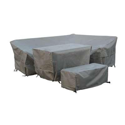 2021 Bramblecrest Tetbury Rectangle Modular Sofa Set Protective Cover Set- Long Left