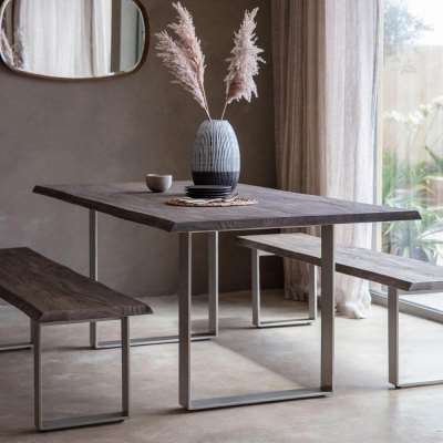 Ash Grain Dining Table Large (2.4m)