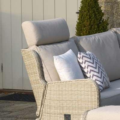 Bramblecrest Chedworth Head Rest for Reclining Garden Sofa Sets