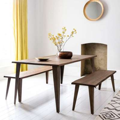 Chiswick Oak Dining Table (1.8m)