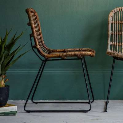 Cuba Dining Chair (2pk)