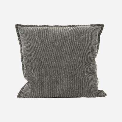 Ivy Cushion Cover Dark Olive