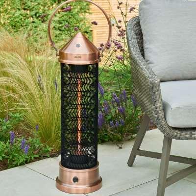 Kettler Copper Patio Lantern Large 2000W