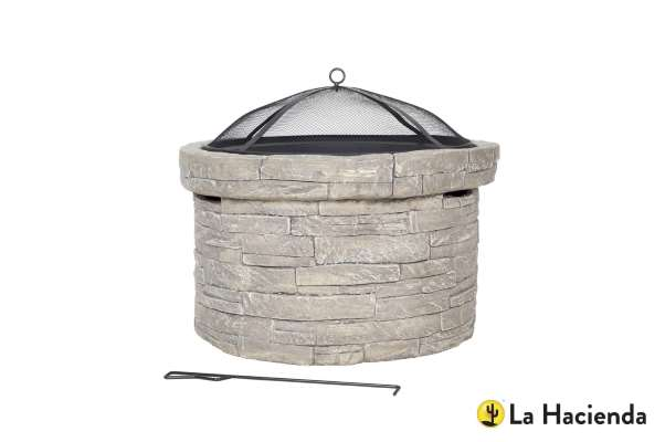Stone effect Fire pit