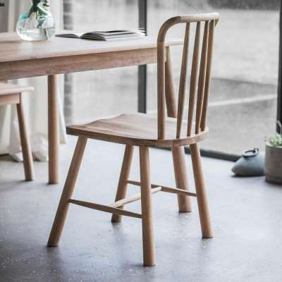 The Bergen Dining Chair (2pk)