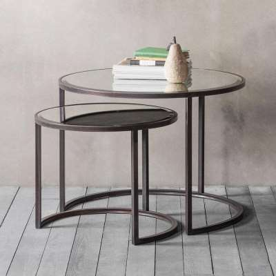 The Iron Coffee Table Nest