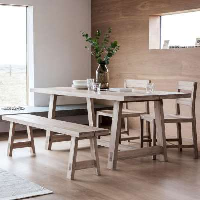 The Serenity Dining Table Set (1.85m)