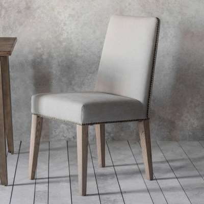 Victoria Dining Chair in Grey (2pk)