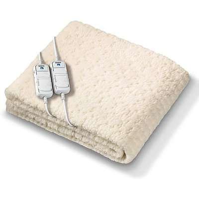 Beurer Fleece Heated Cover - Super King