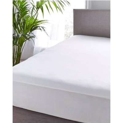 Brushed Cotton Mattress Protector