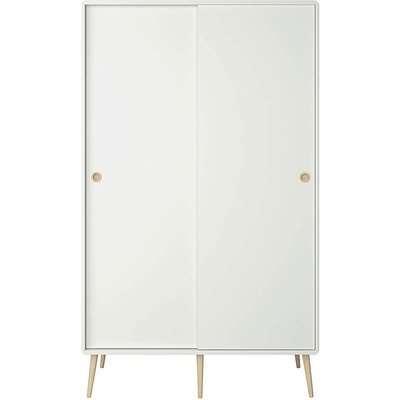 Calico 2 Door Sliding Wardrobe