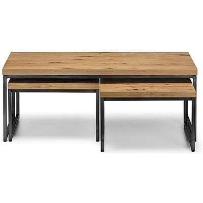 Camden Oak Nesting Coffee Table