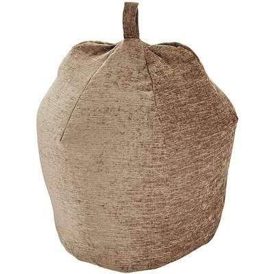 Chenille Bean Bag