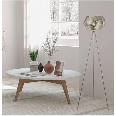 Fretwork Tripod Floor Lamp