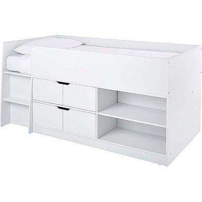 Harley Cabin Bed with Mattress