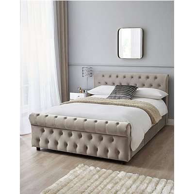 Kingston Storage Bed Quilted Mattress