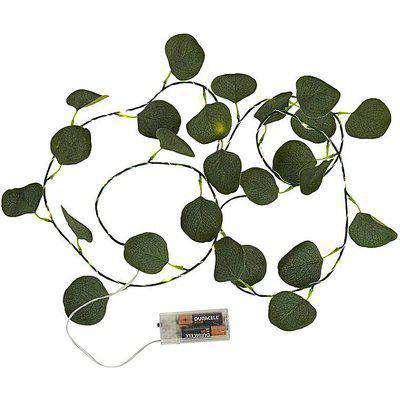 Leaves String Lights